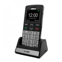 Telefon GSM MM710bb Maxcom srebrny