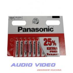 Bateria R03 Panasonic zw. B10