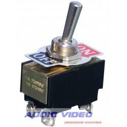 Przełącznik dźwigniowy TS601