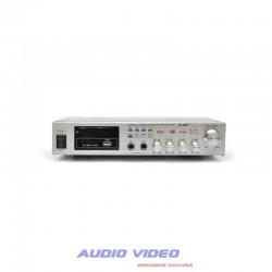 Dalco AV801 karaoke wzmacniacz FM/USB sr