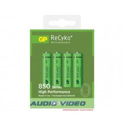 Akumulator R03 GP ReCyko 850mAh NiMH R2U