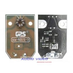 Wzmacniacz antenowy GPS czarny