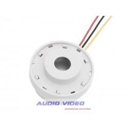 Buzer biały 3D31120L12V(ciąg/przer)