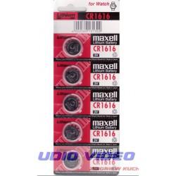 .Bateria CR1616 Maxell B5