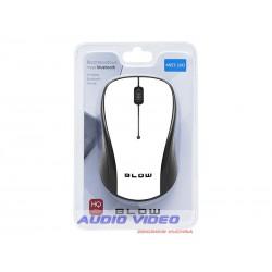 .Mysz Bluetooth MBT-100 biała