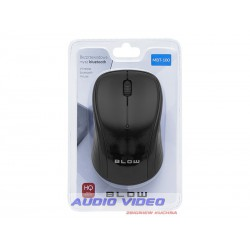 .Mysz Bluetooth MBT-100 czarne