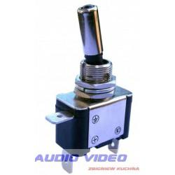 .Przełącznik ASW-07D zielony 12V