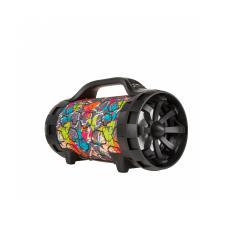 Duży przenośny głośnik bezprzewodowy marki Quer
