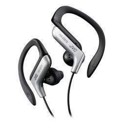 JVC HE-EB75 Słuchawki sportowe za ucho srebrne