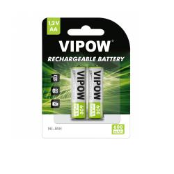 Akumulatorki VIPOW R06 600 mAh Ni-MH 2szt/bl, blister