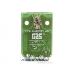 Wzmacniacz antenowy GPS zielony