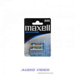 Bateria Maxell LR03 blister /B2, szt.