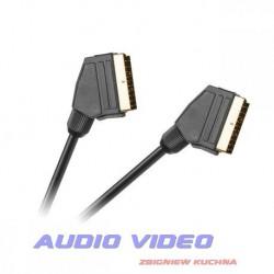 Kabel EURO-EURO 21P BLACK HQ MAX
