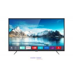 """Telewizor Kruger&Matz 49"""" seria A, DVB-T2/S2 UHD 4K smart"""