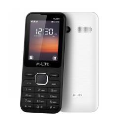 Telefon GSM M-Life ML697 czarny