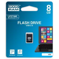Pendrive Goodram Piccolo USB 2.0 8GB czarny