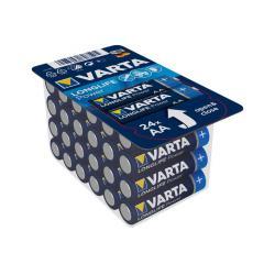 Bateria alkaliczna VARTA LR06 HIGH ENERGY Longlife Power 24szt./box, blister