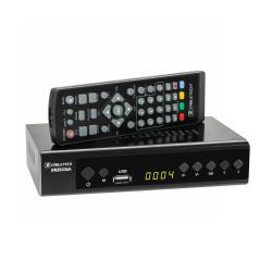 Tuner cyfrowy DVB-T2 H.265 HEVC LAN Cabletech