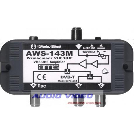.Wzmacniacz antenowy AWS-143SE