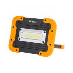 Reflektor akumulatorowy 10W z kablem USB, 4000K