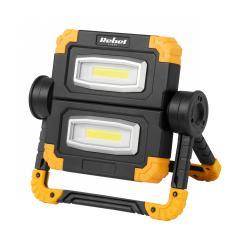 Reflektor akumulatorowy REBEL 20W z kablem USB 65000K