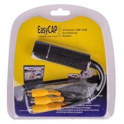 Adapter/przejściówka USB na AV EasyCap -DVR