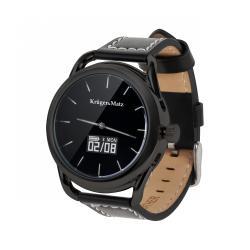 Zegarek Kruger&Matz Hybrid czarny