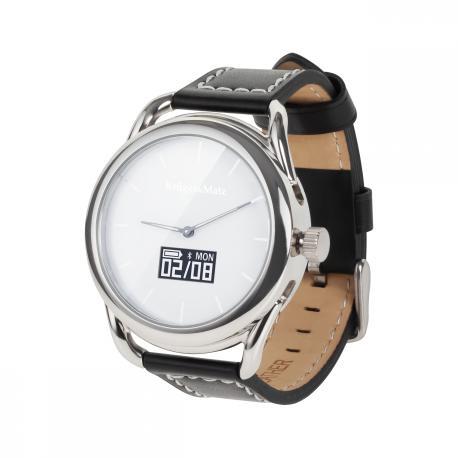Zegarek Kruger&Matz Hybrid srebrny