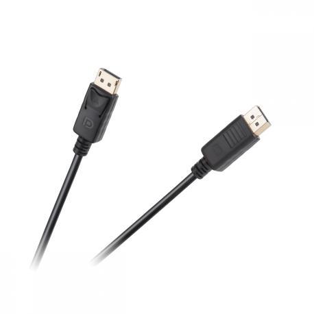 Kabel Cabletech DISPLAYPORT wtyk-wtyk 2 m